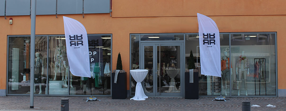 RIANI POP UP Balingen